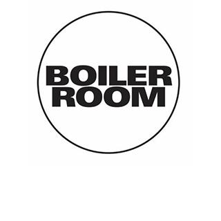 Boiler Room Merch